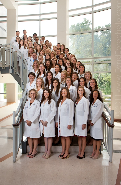 Class of 2011 White Coat Ceremony
