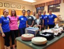 Class of 2015 Becomes Visting Chefs